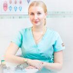 Марина Викторовна Скобцова